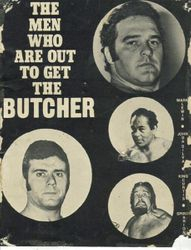 The Men that are out to get The Butcher