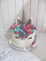 18th Birthday Unicorn Cake