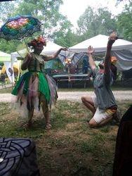 Posie at Elf Fest