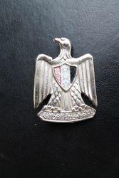 Irako armijos kokarda. Kaina 11 Eur.