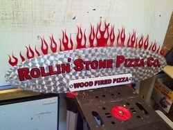 Cool Custom Metal Sign