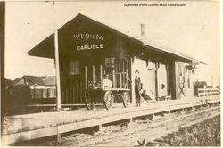 The Old Carlisle Depot