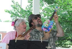 VUS at the Pocock Festival June 19, 2010