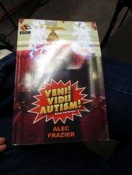 Copy of Veni! Vidi! Autism! for Becky Albertalli at Politics and Prose