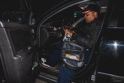 Rec Man Night scene car shoot!