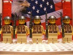 U.S. Marine's with Browning's