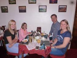 Nina, Emily, Frank & Beatrice