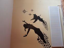 Play room mural