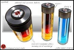 Virus tube concept #4