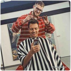 Tomas Berdych New Haircut by Daniel Pasek