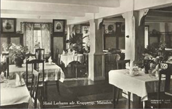Hotell Lerhamn 1927