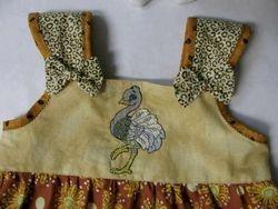 Sunflower Dress Bodice