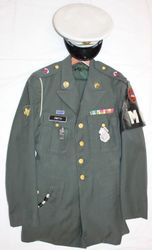 VII Corps, MP, Germany 1960's: