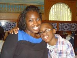 Keyana and Isaiah