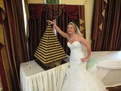 Ferrero Rocher Pyramid Hire York