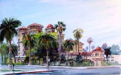 Green Hotel, Pasadena
