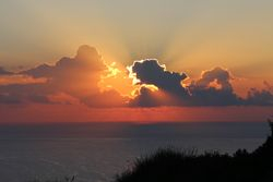 Kythera Sunset