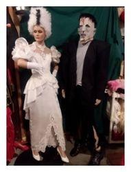 Frankenstein's Monster & Bride