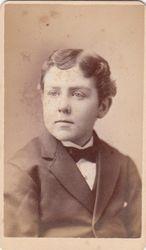 B. F. Jones, photographer of Salem, MA