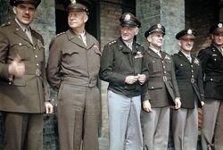Allied Commanders: