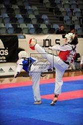 Nationals 2010 - Melbourne - Krista's Back Kick!