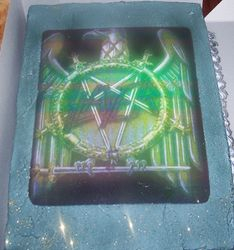 Slayer Photo cake