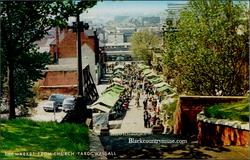 Walsall Postcards.