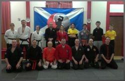 Scottish Fighting Arts Society 2nd Birthday - Adults Seminar (February 2013)