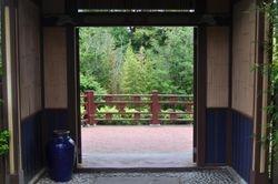 Doorway 2, Japanese Tea Garden