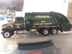 crown waste