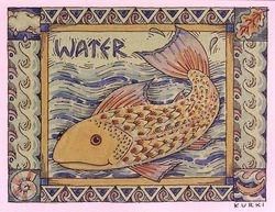 Water Element (The Millenium Series)