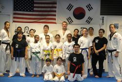 Our 6;30 Class