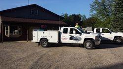 Install Antenna On Service Truck