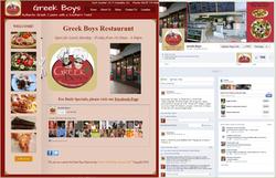 Greek Boys Restaurant