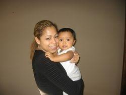 Lalena and Kaya dec. 2006