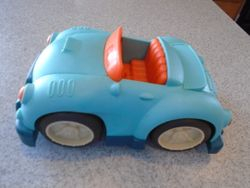 Battat Wonder Wheels Roadster - $6