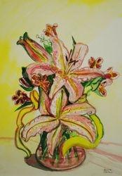 Student Work - Florals