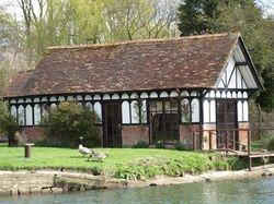 Pretty Boathouse
