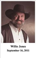 Willie Jones, 09/16/2011