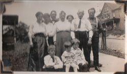 John F. Grove Family