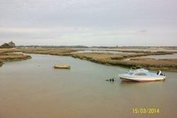 River Orwell near Shotley