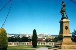 042 Adelaide Skyline view 1957