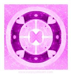 The Universe is LOVE - Mandala 10