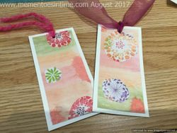 Chalked Background Tags