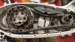 Stephen Bell's V3 under/over chain tensioner