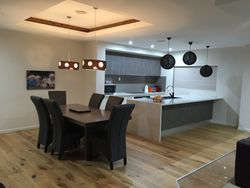 After - Kitchen/Dining