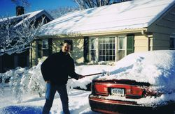 Winter in CT, 2002