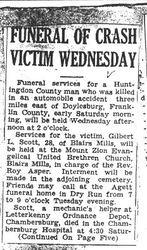 Scott, Gilbert L. - Part 1 - 1950