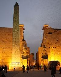 Luxor : Luxor Temple