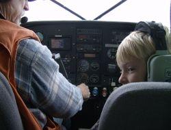 Kodas Bush flight